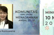 KU 10 Mei 2020 GKM - Ev. Amelia Runtuwene