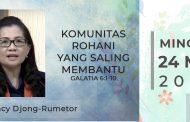 KU 24 Mei 2020 GKM – Ev. Ev. Nanncy Djong-Rumetor