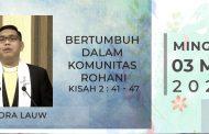 KU 3 Mei 2020 GKM - Pdt. Indra Lauw